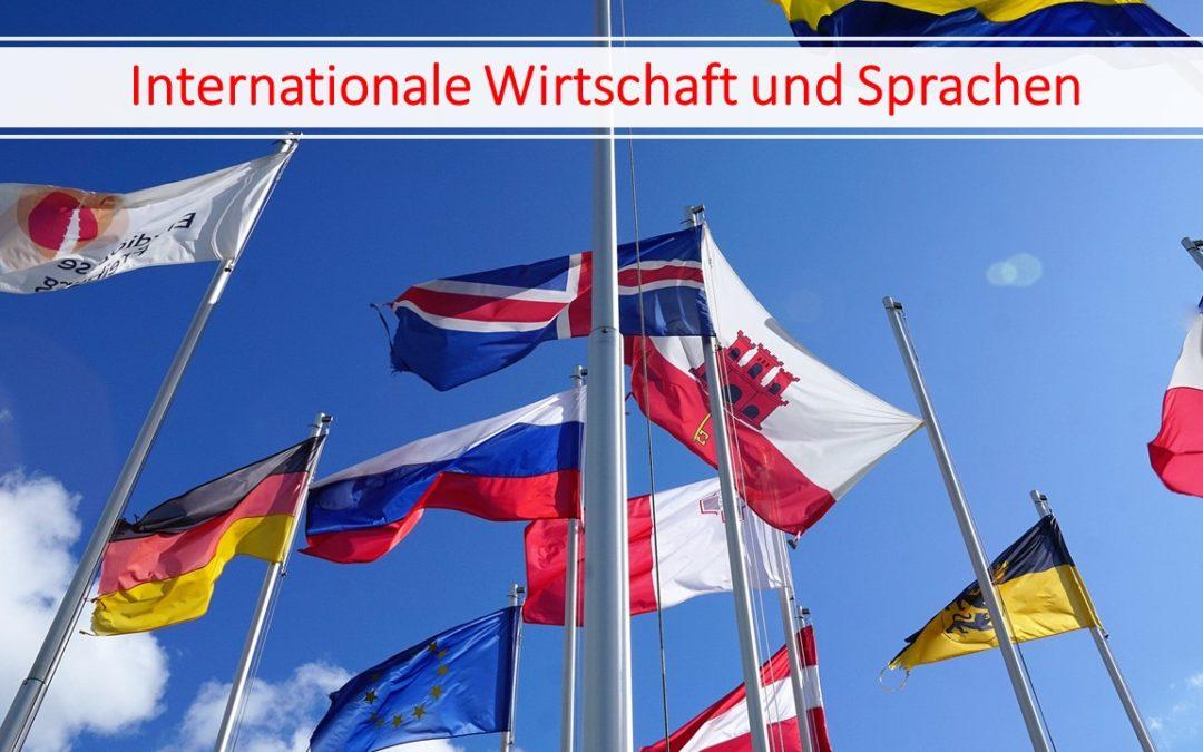 6.3 Schulautonomer Erweiterungsbereich: Internationale Wirtschaft und Sprachen