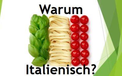 2.3 Zweite lebende Fremdsprache – Italienisch